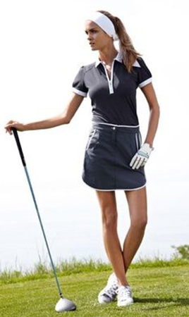 Vestuário - Golfe - Feminino